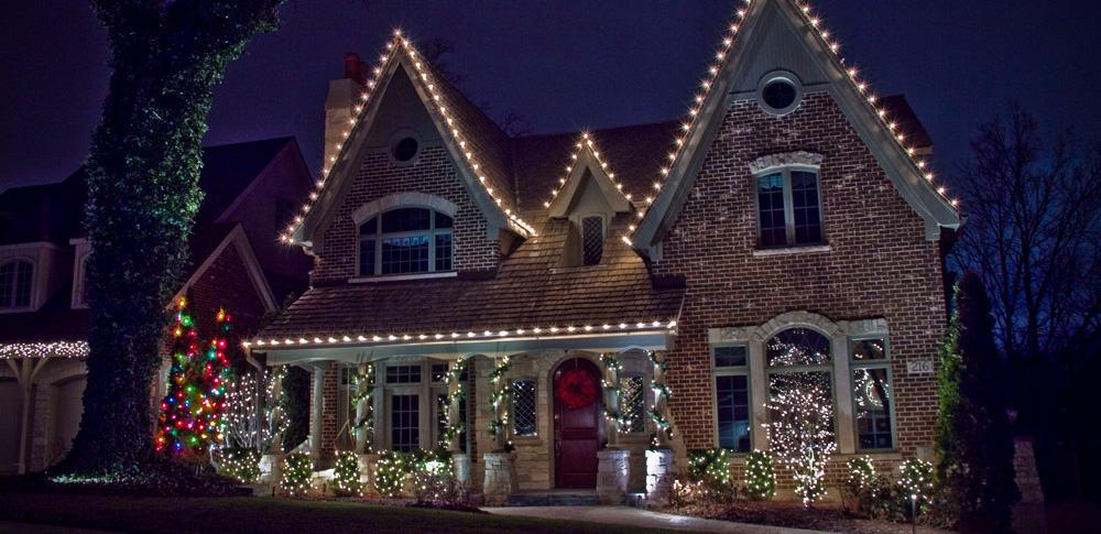 Outdoor Christmas Light Installers
