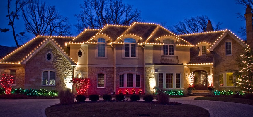 Christmas Light Installation - Get a Free Estimate TodayWHCL