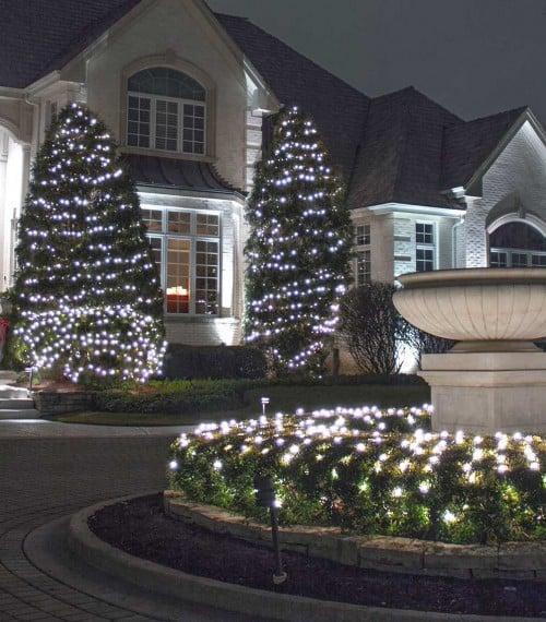Christmas Light Installation Christmas Light Installation