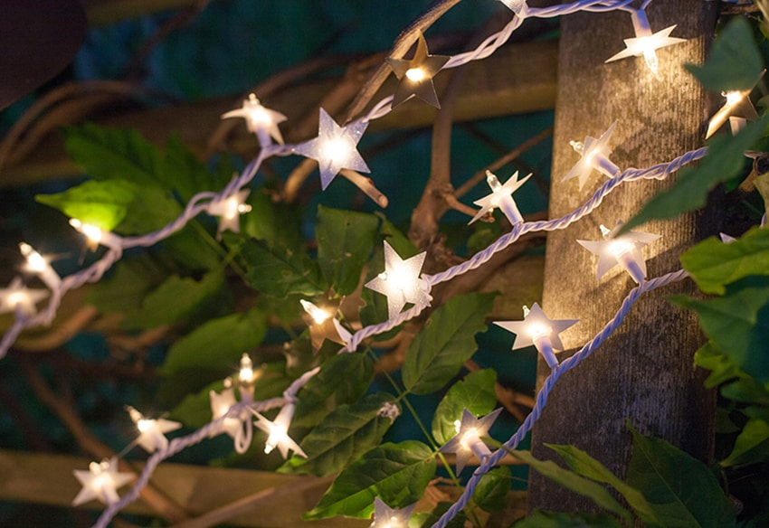 Starry Lights for Starry Nights