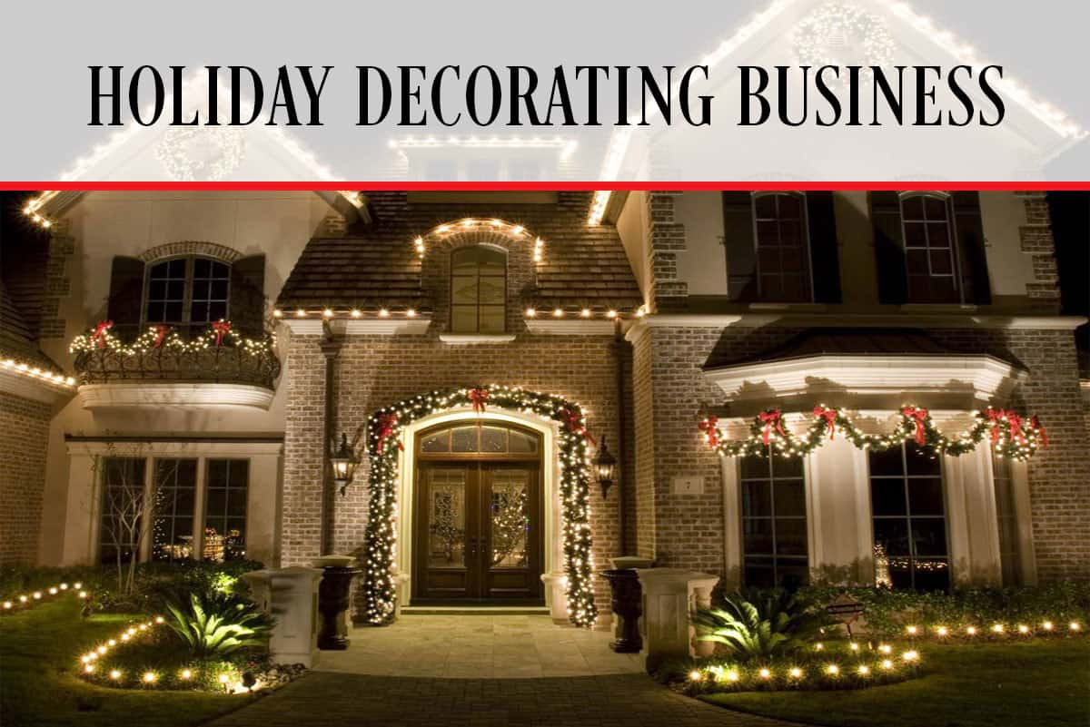 how to start a wedding decorating business