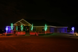 Christmas lighting company