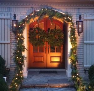 Christmas light decor company