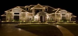 WHCL Christmas Light Installation