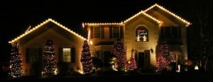 Christmas Light Installation Philadelphia