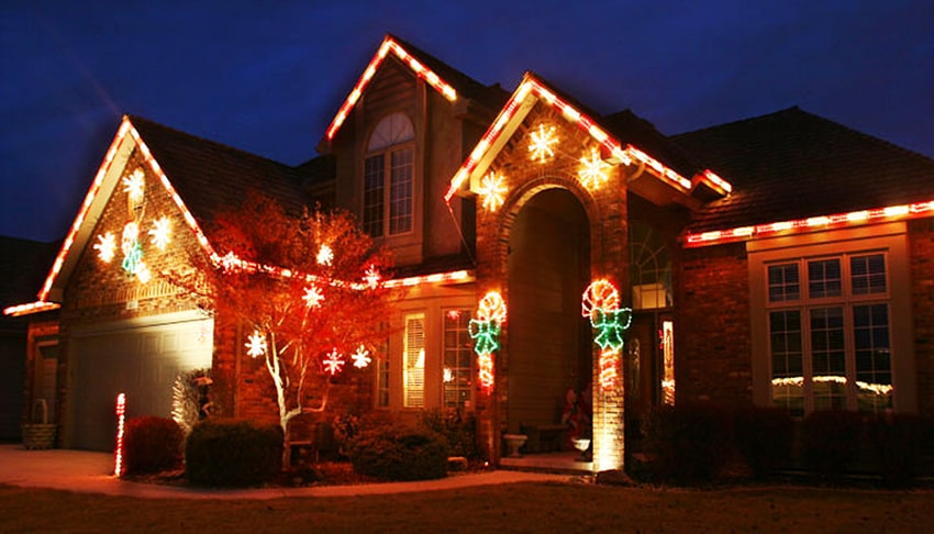 Different Types of Christmas Lights