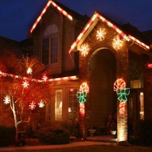 Christmas Light Installation In Rochester Ny