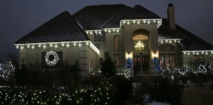 Residential Christmas Light Installation Business