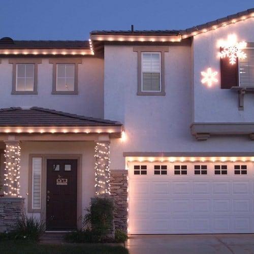 Atherton  Ca Holiday Lighting