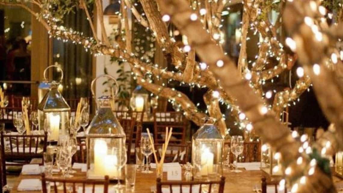 Wedding Light Installation