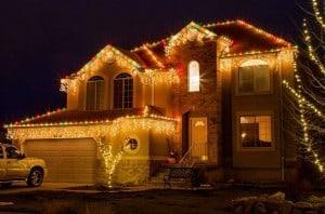 Outdoor christmas light display ideas christmas decor for homes aloadofball Gallery