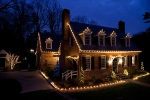 Outdoor Christmas Light Display Ideas - Christmas Lights Display Ideas