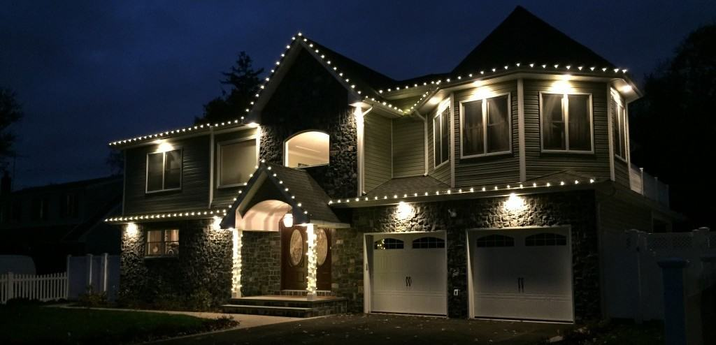 Save time with Christmas Light Installation