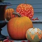 Create Pumpkins with Lights