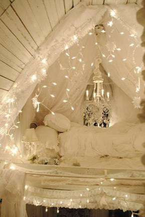 Hideaway with Lights