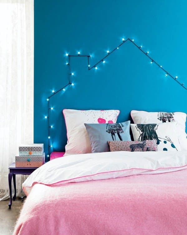 WAYS TO USE CHRISTMAS LIGHTS ALL YEAR