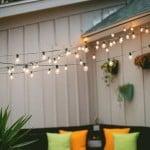 String Patio Lights