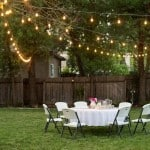 Dinner Party Lights