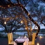 Romantic Creative Outdoor Lighting