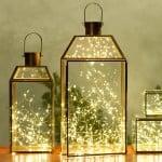 holiday light luminaries