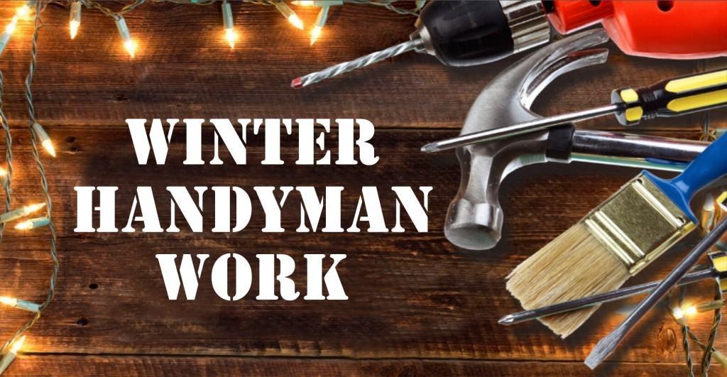 Winter-Handyman-Work