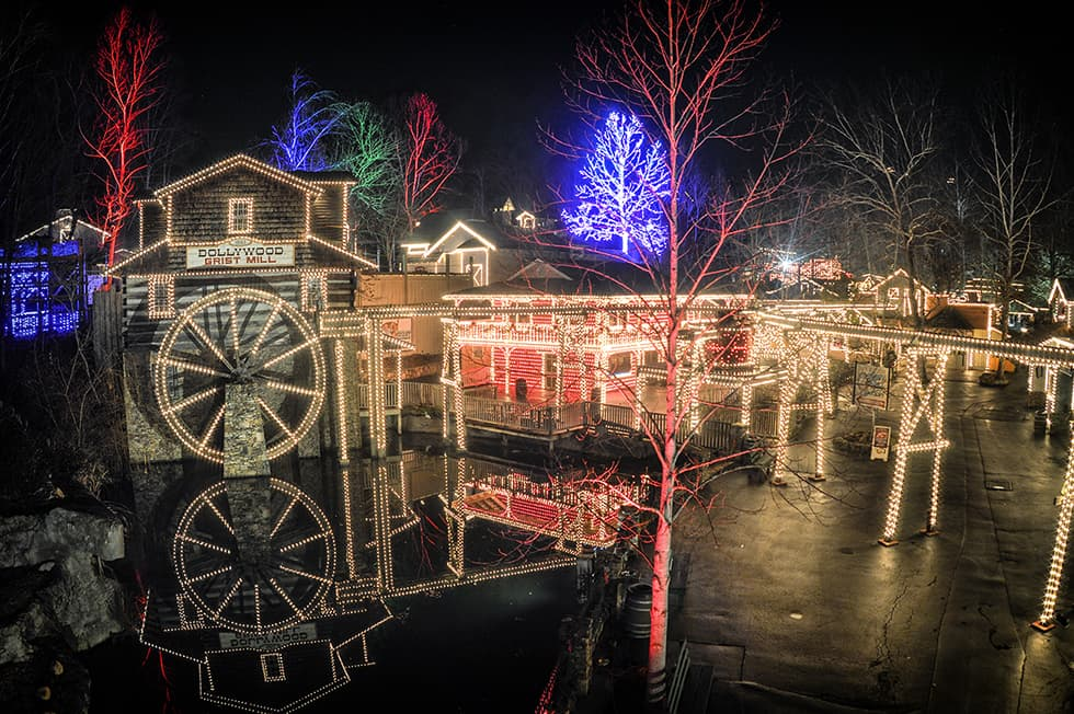 Christmas Lights Pigeon Forge