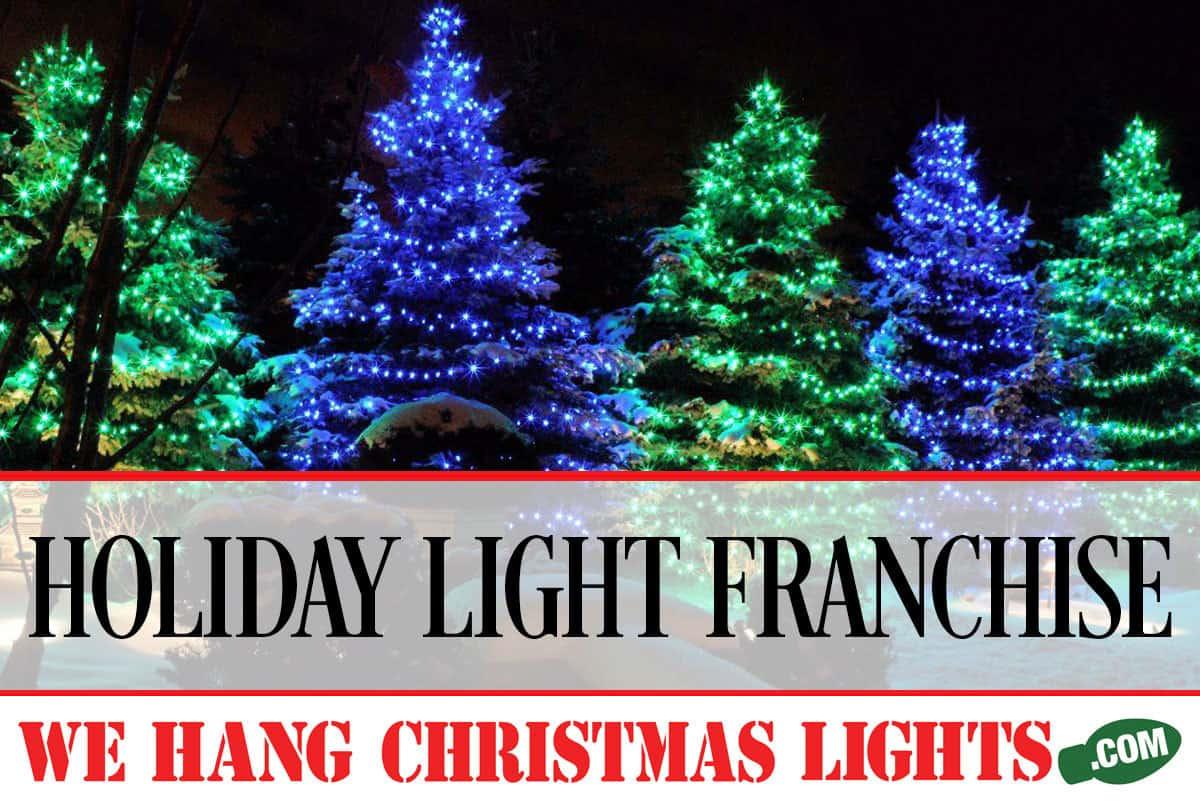 Christmas Tree Franchise