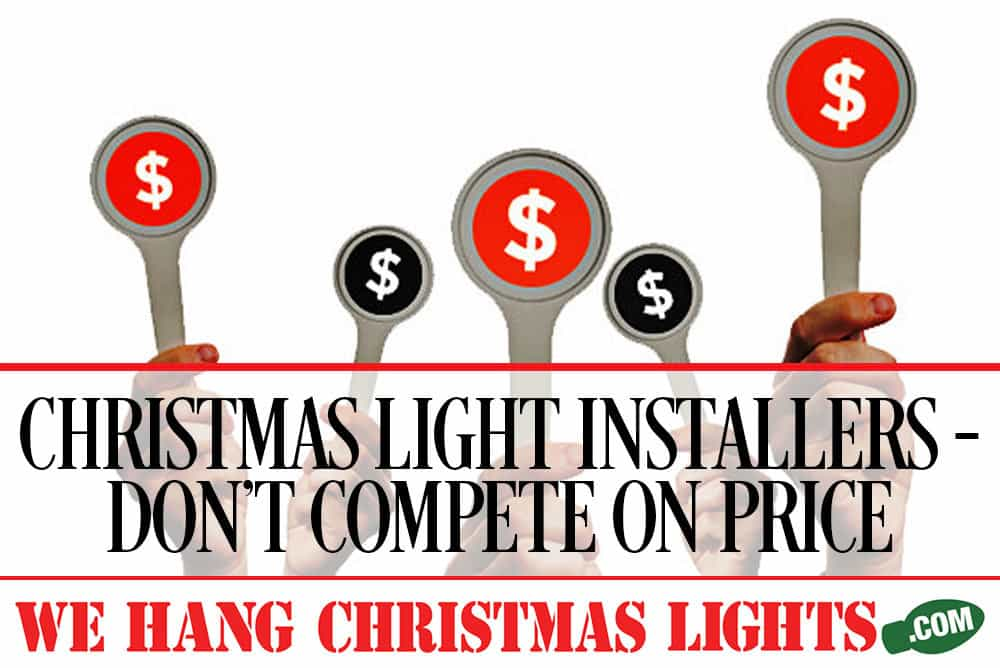28 - Christmas Light Installation Prices