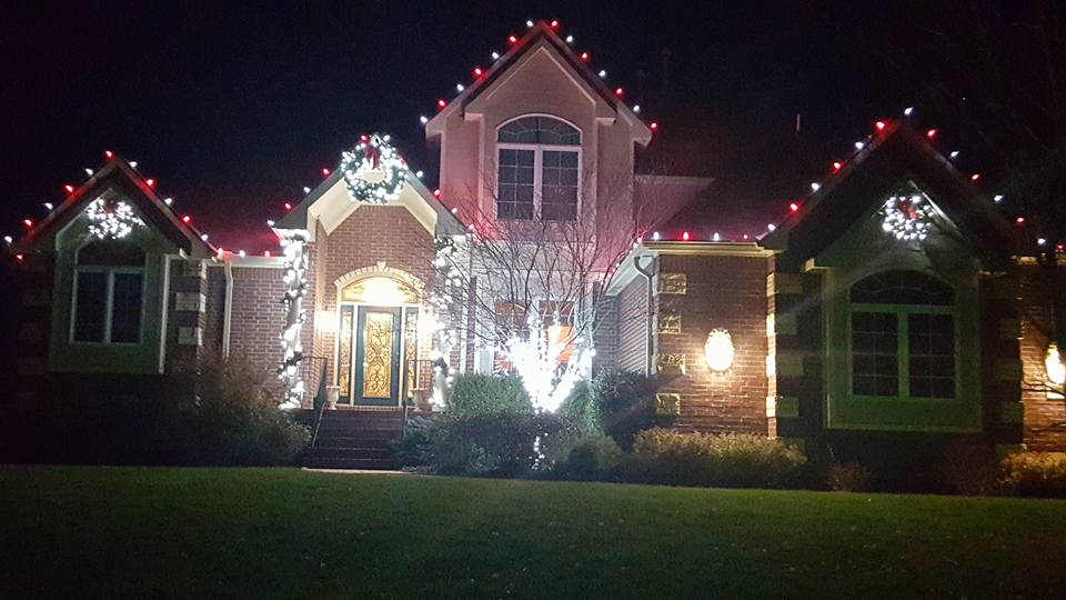 butler nj residential christmas light installation