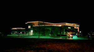 Company to install lights