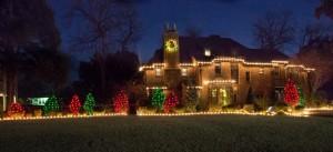 We Hang Christmas Lights for Houses